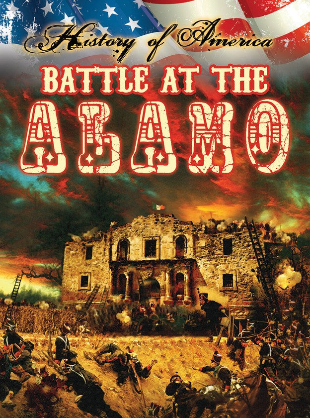 2014 - Battle At The Alamo (Hardback)