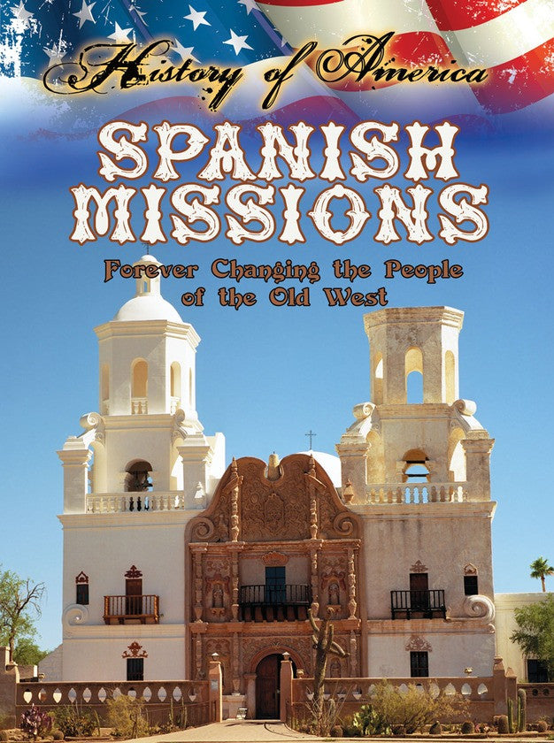 2014 - Spanish Missions (Paperback)