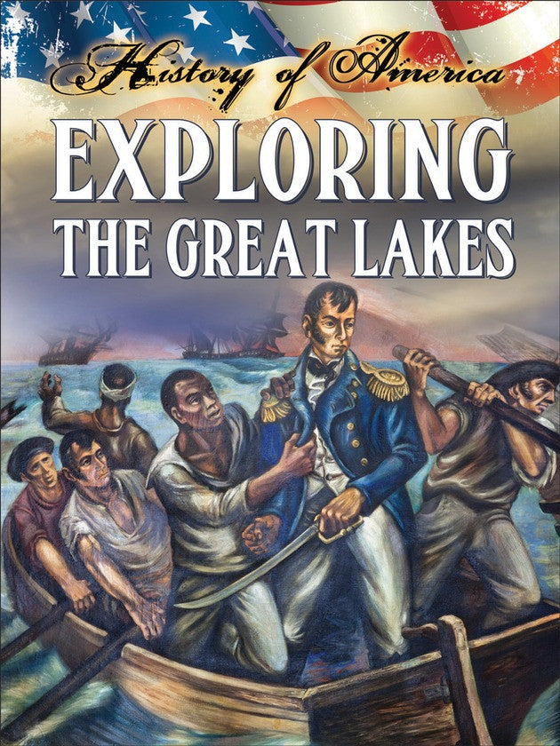 2014 - Exploring The Great Lakes (Hardback)