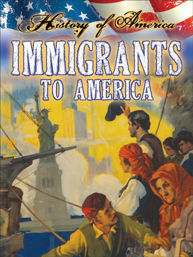 2014 - Immigrants To America (Paperback)