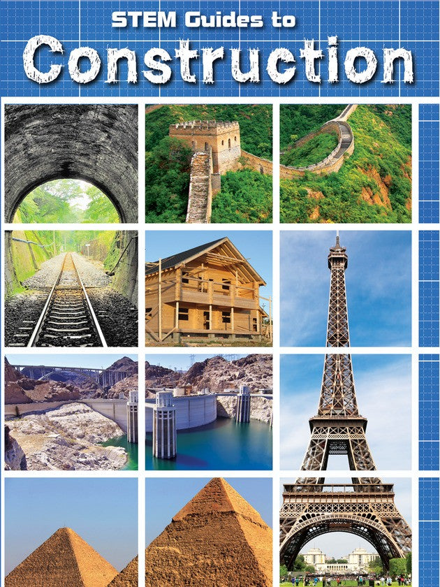 2014 - STEM Guides To Construction (eBook)