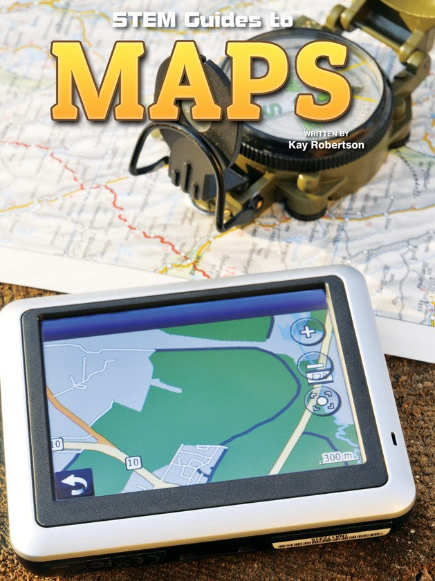 2014 - STEM Guides To Maps (eBook)