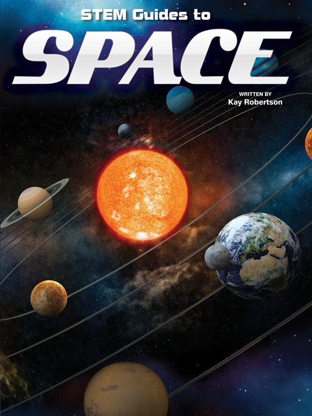 2014 - Stem Guides To Space (Hardback)