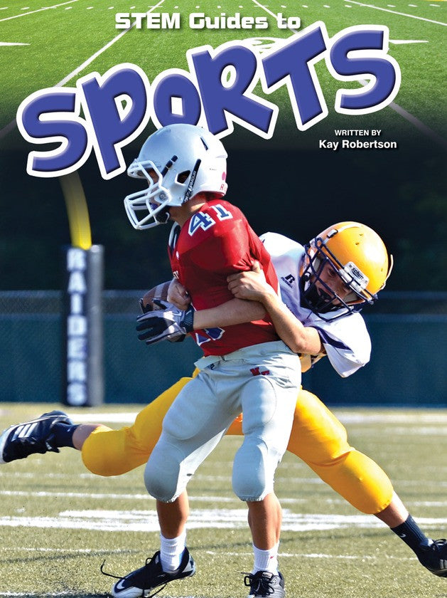 2014 - STEM Guides To Sports (eBook)