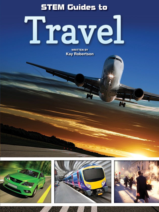 2014 - STEM Guides To Travel (eBook)