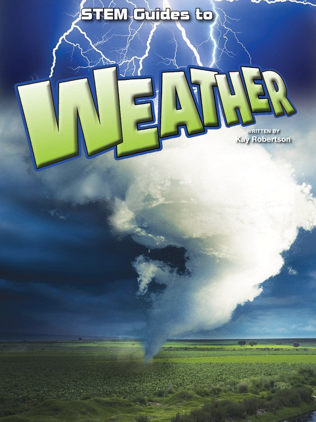 2014 - STEM Guides To Weather (eBook)