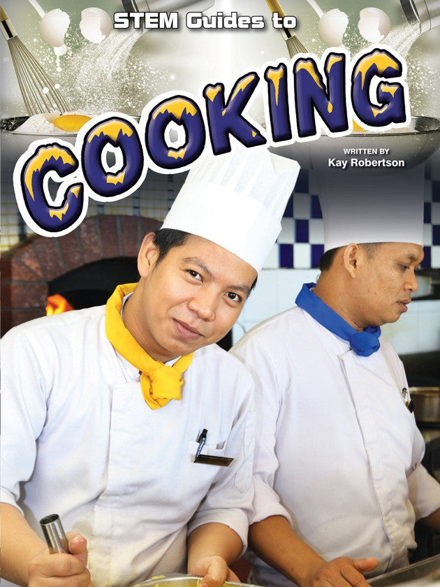 2014 - STEM Guides To Cooking (eBook)