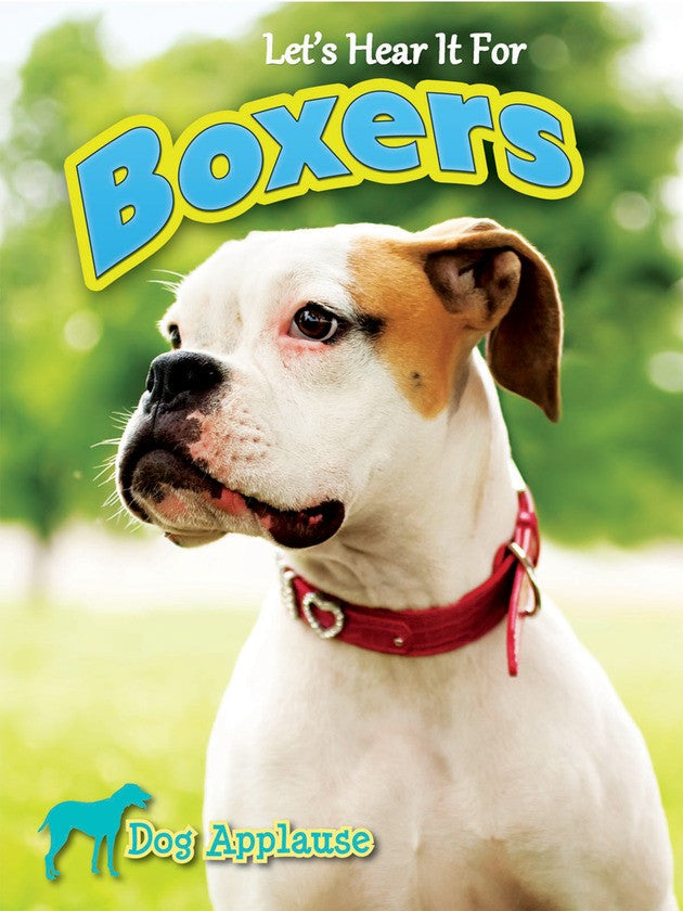 2014 - Let's Hear It For Boxers (Hardback)
