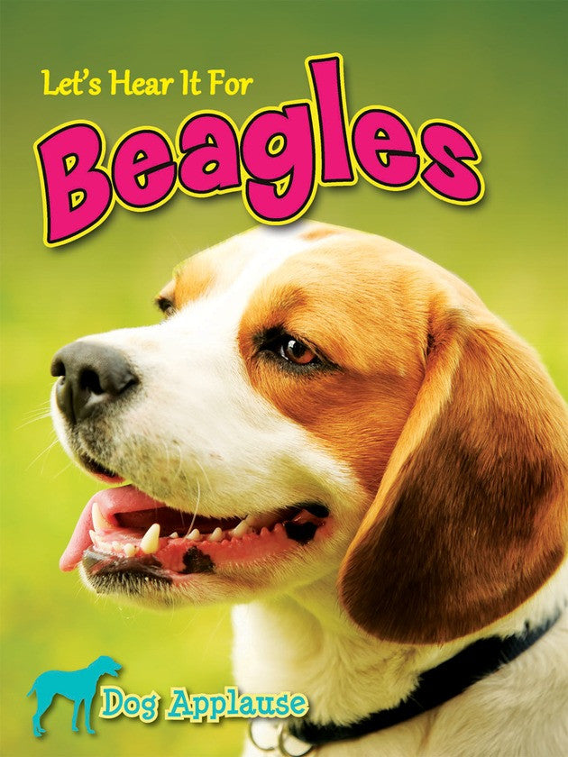 2014 - Let's Hear It For Beagles (Hardback)