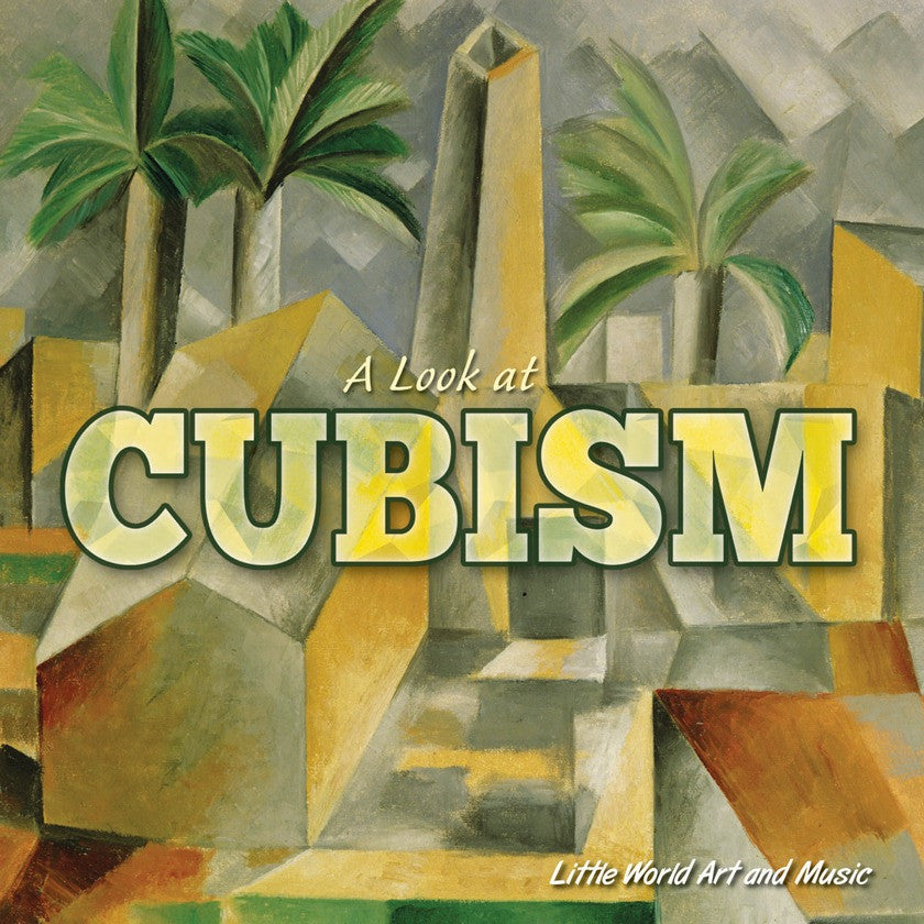 2014 - A Look At Cubism (eBook)