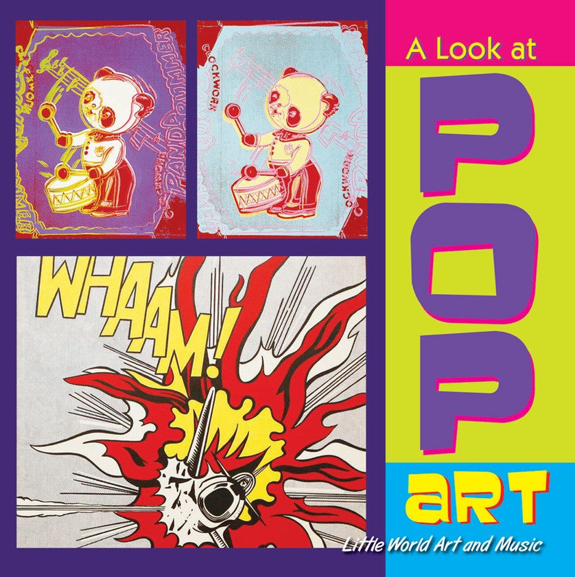 2014 - A Look At Pop Art (Hardback)