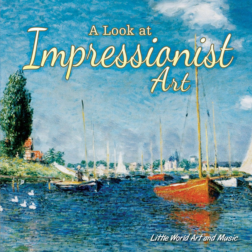 2014 - A Look At Impressionist Art (Hardback)