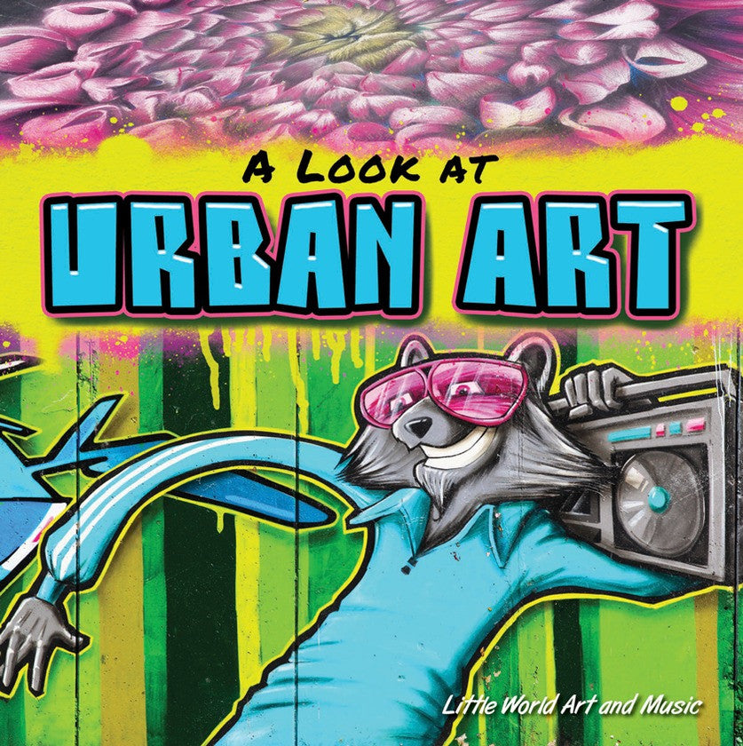 2014 - A Look At Urban Art (Paperback)