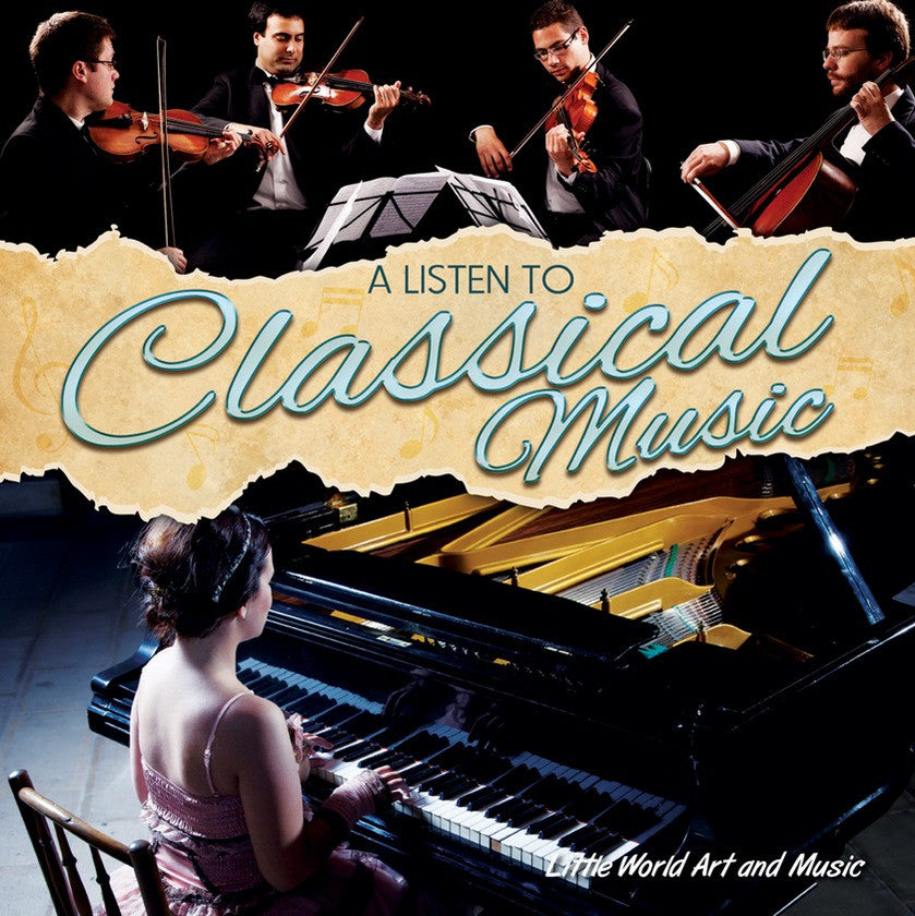 2014 - A Listen To Classical Music (Hardback)