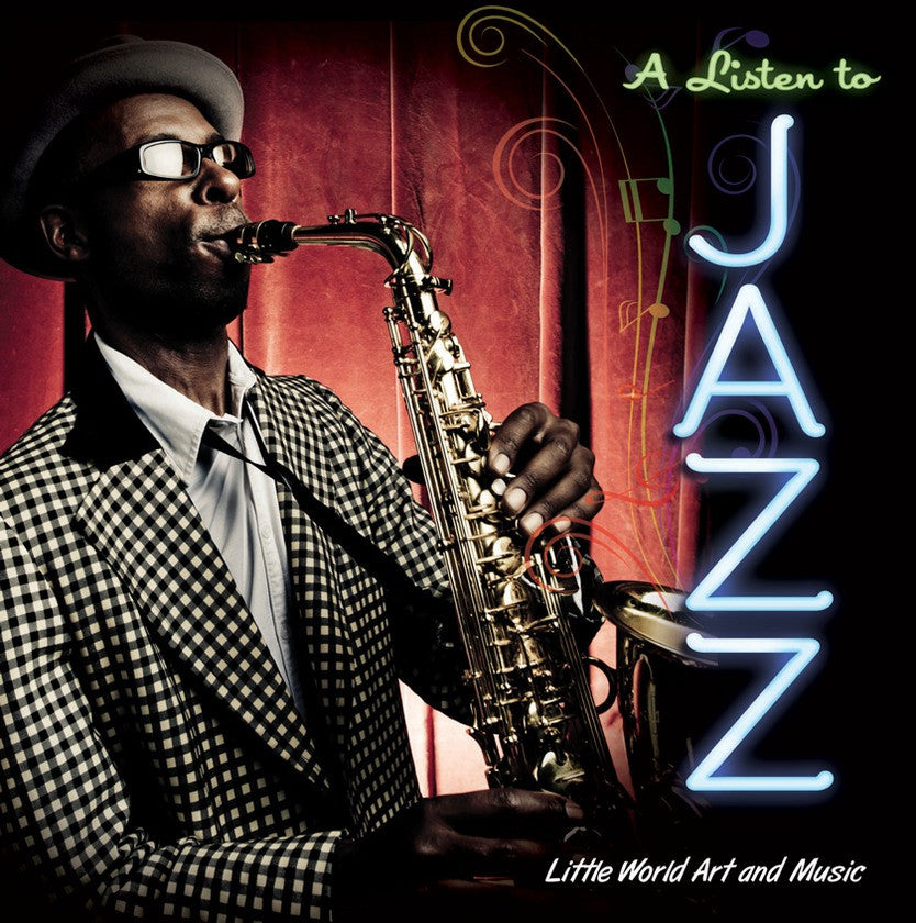 2014 - A Listen To Jazz (eBook)