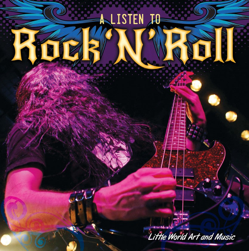 2014 - A Listen To Rock 'N' Roll (eBook)
