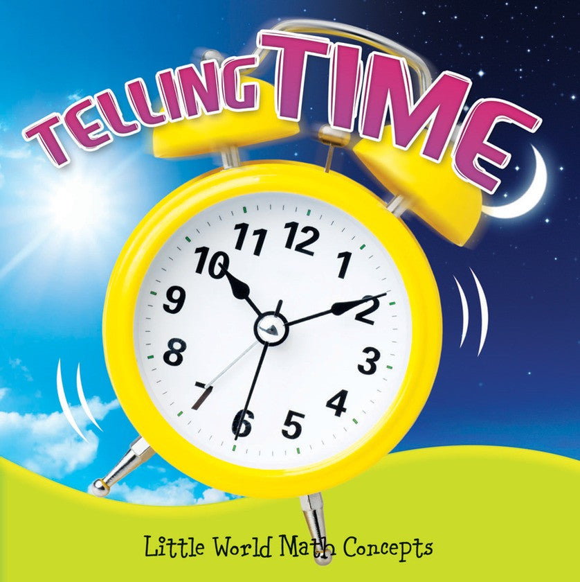 2014 - Telling Time (eBook)