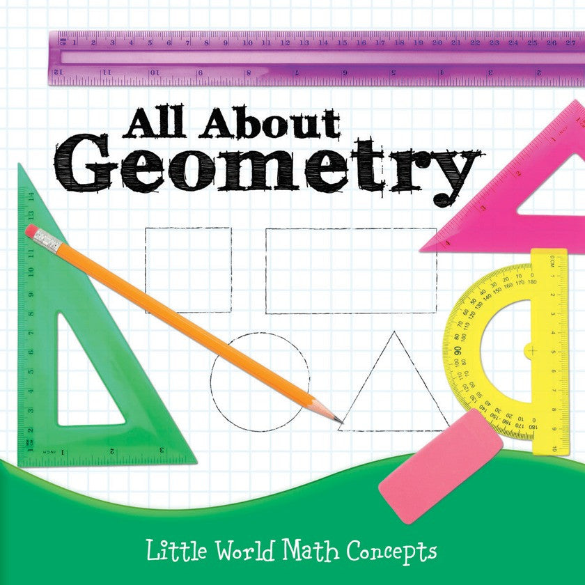 2014 - All About Geometry (Hardback)