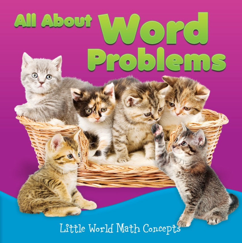 2014 - All About Word Problems (Hardback)