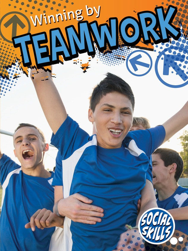 2014 - Winning By Teamwork (Hardback)