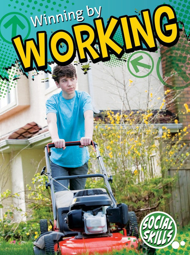 2014 - Winning By Working (Hardback)