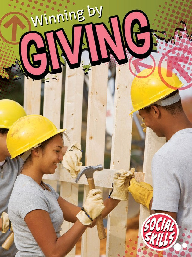 2014 - Winning By Giving (Hardback)