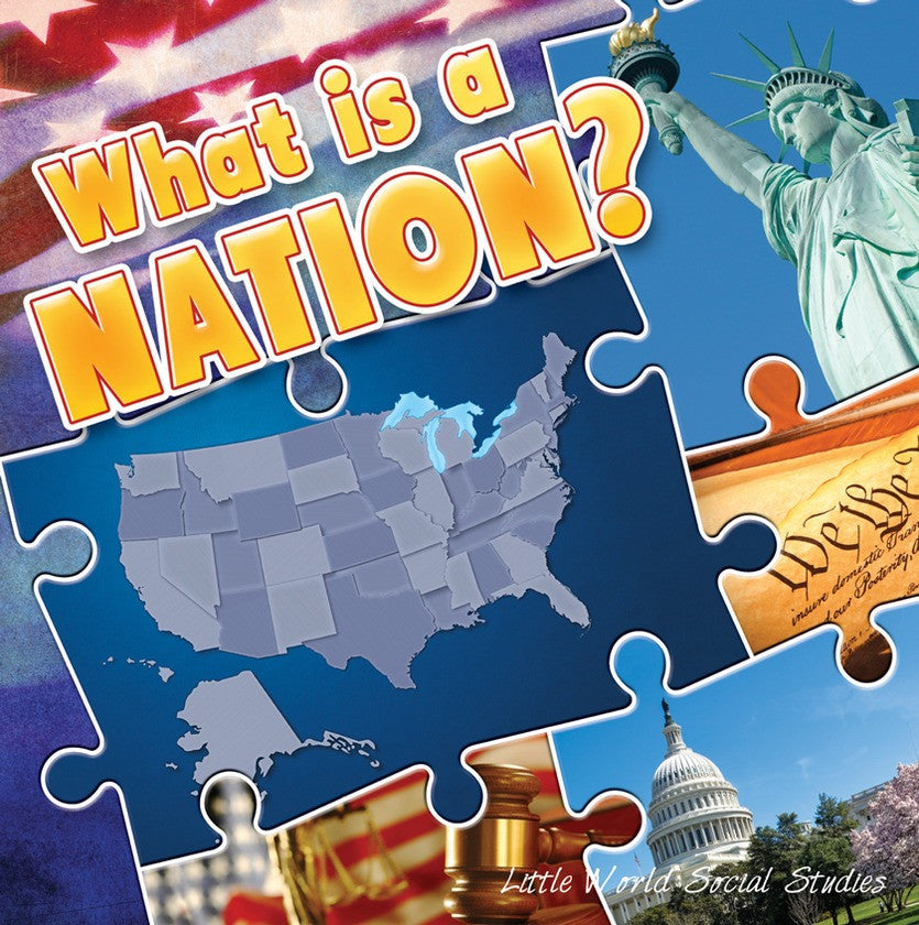 2014 - What Is A Nation? (Hardback)