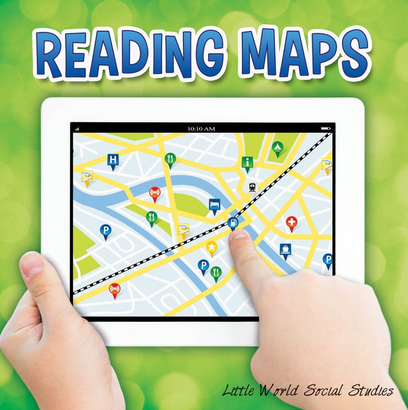 2014 - Reading Maps (Paperback)