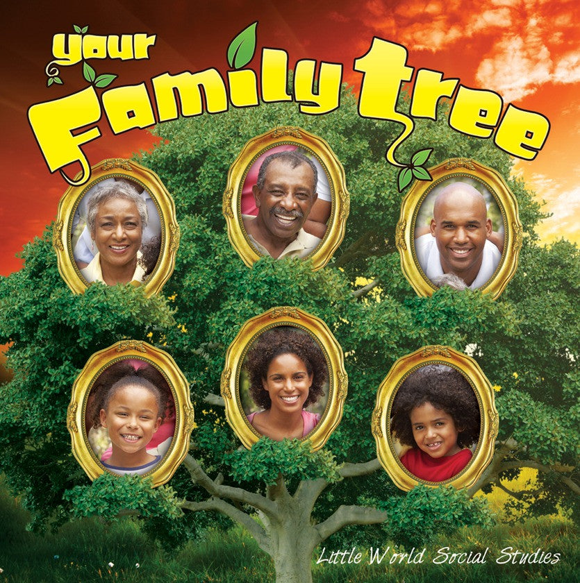 2014 - Your Family Tree (Hardback)