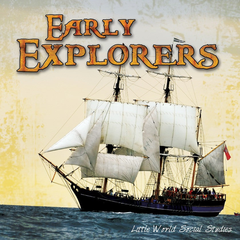2014 - Early Explorers (Hardback)