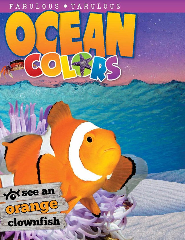 2012 - Ocean Colors (eBook)