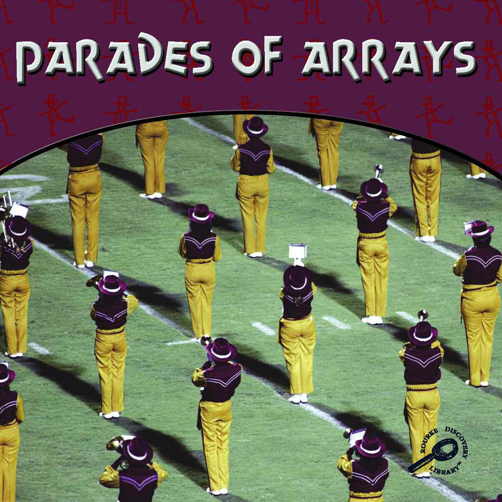 2007 - Parades of Arrays (eBook)