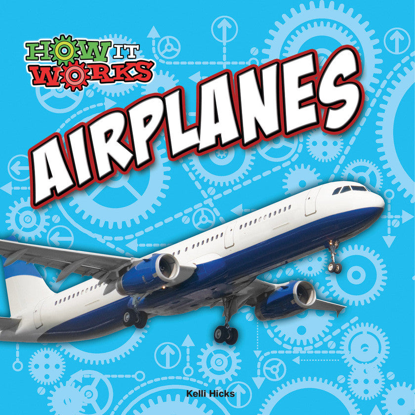 2015 - Airplanes (eBook)