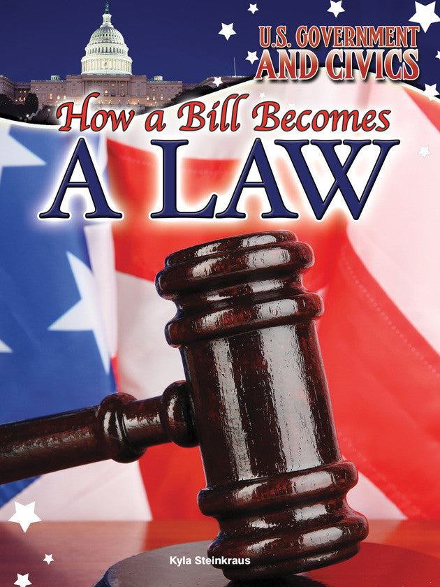 2015 - How a Bill Becomes a Law (eBook)
