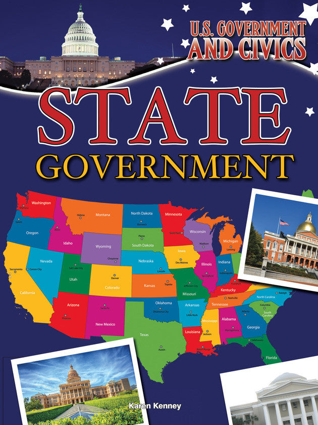 2015 - State Government (Hardback)