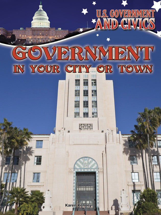 2015 - Government in Your City or Town (Hardback)
