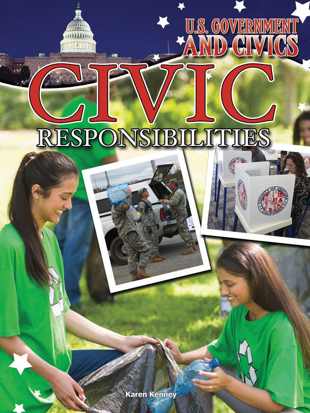 2015 - Civic Responsibilities (Paperback)