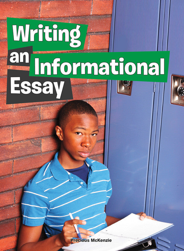 2015 - Writing an Informational Essay (Hardback)