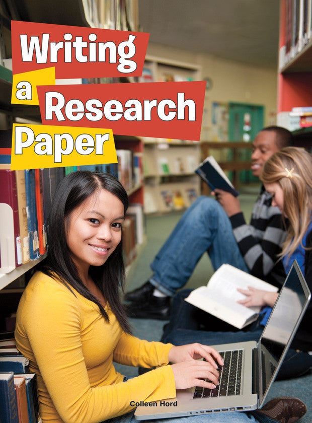 2015 - Writing a Research Paper (Hardback)