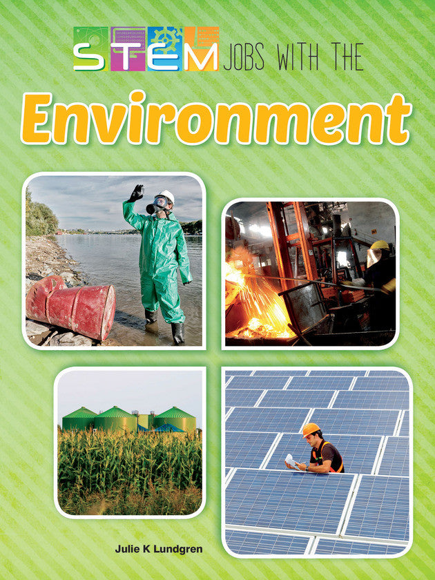 2015 - STEM Jobs with the Environment (Paperback)