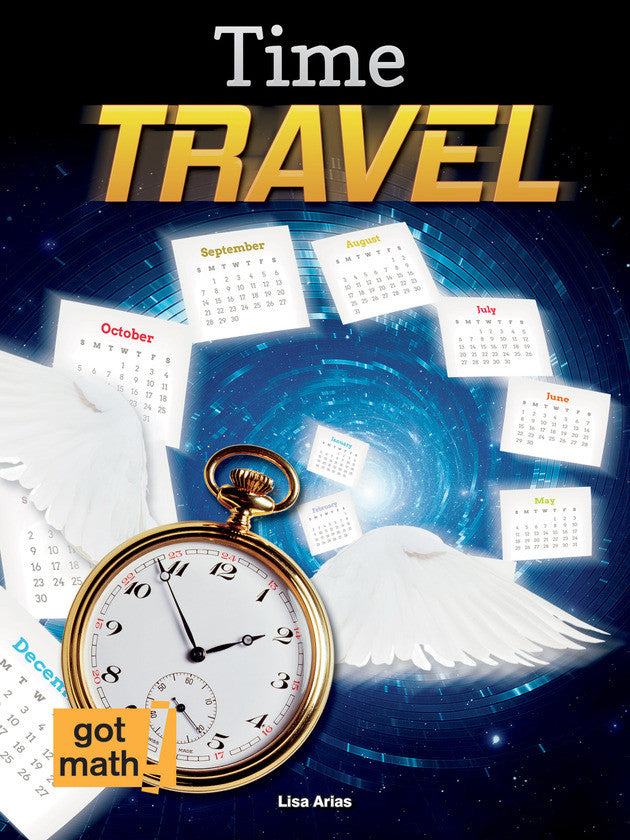 2015 - Time Travel (Hardback)