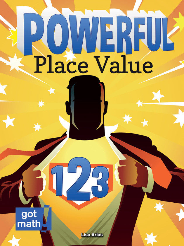 2015 - Powerful Place Value (Hardback)