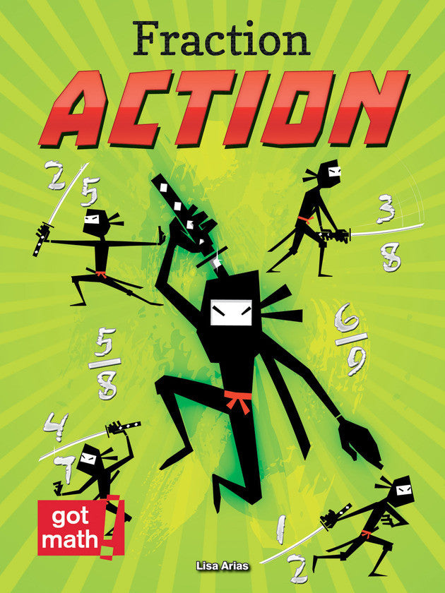 2015 - Fraction Action (Hardback)