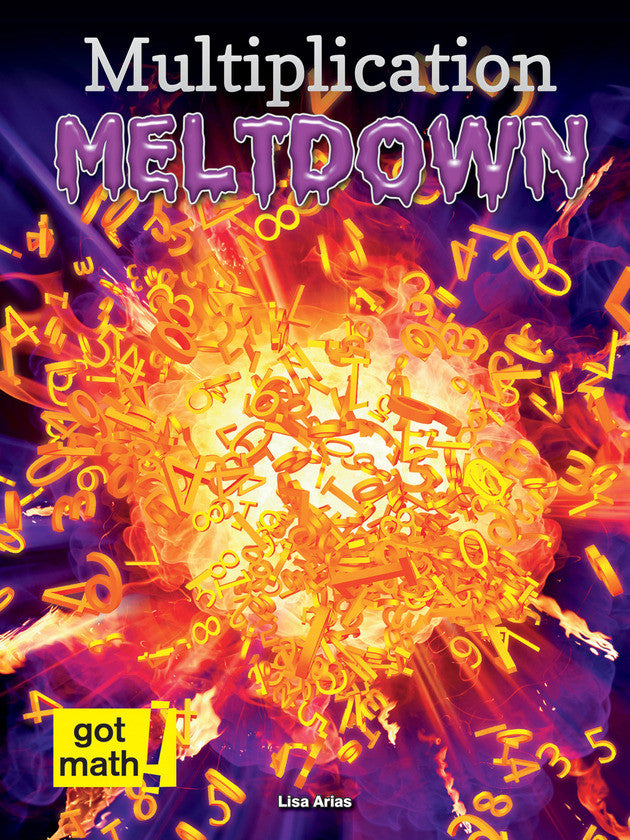 2015 - Multiplication Meltdown (Hardback)
