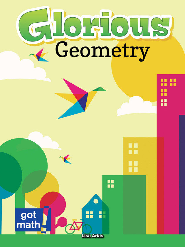 2015 - Glorious Geometry (Hardback)