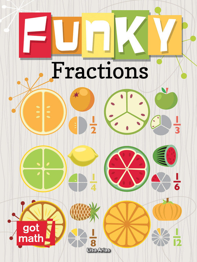 2015 - Funky Fractions (Paperback)