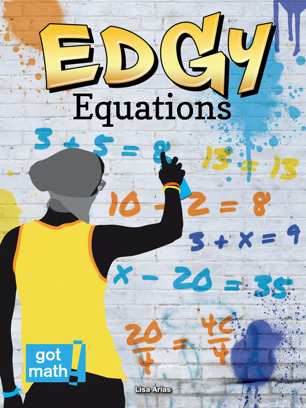 2015 - Edgy Equations (Hardback)