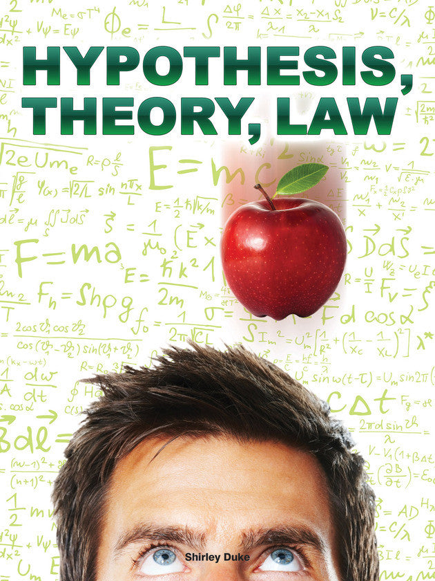 2015 - Hypothesis, Theory, Law (Hardback)
