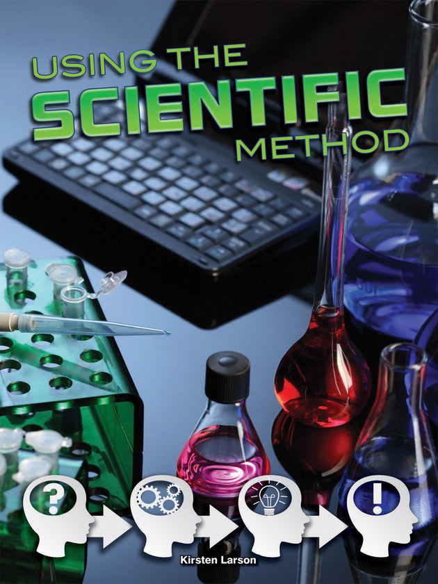 2015 - Using the Scientific Method (Hardback)