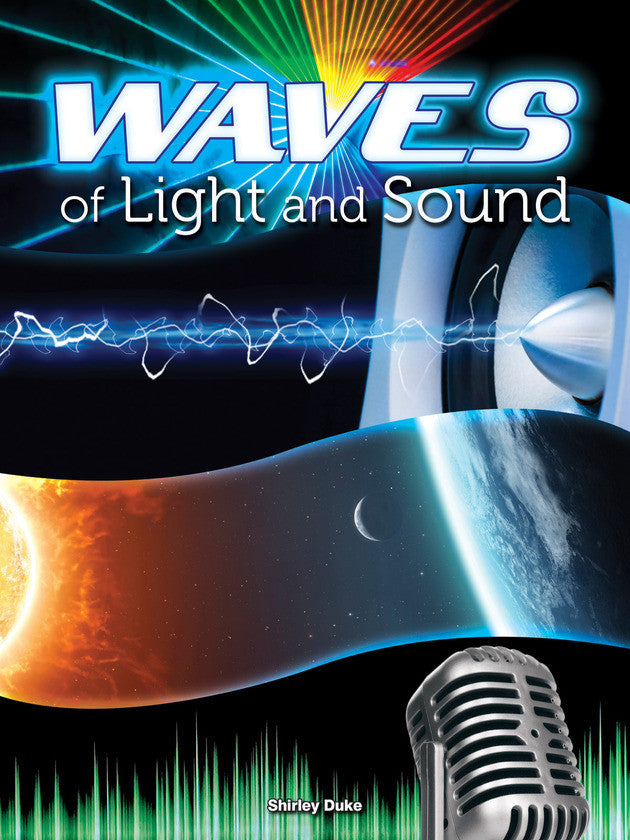 2015 - Waves of Light and Sound (Hardback)